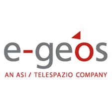 e-Geos logo